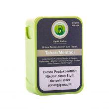 Liquid Station Sample Pack Tabak/ Menthol 6mg