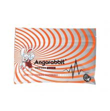 Angorabbit Watte (Orange-Version)