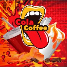 Big Mouth Classical Range: Cola Coffee 10ml
