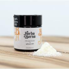 Herba Di Berna CBD-Isolat Kristalle, 99%, 3g