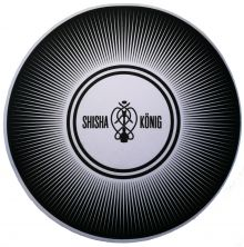 Shisha Untersetzer Shisha König