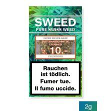 SWEED Silver Haze CBD Hanf Blüten 2g (kleine Blüten)