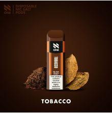 N One Dispo Pod NicSalt 20mg - Tobacco - 1 Stk